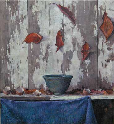 Still life with Bowl